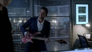Lucifer - 'Crime solving devil' song
