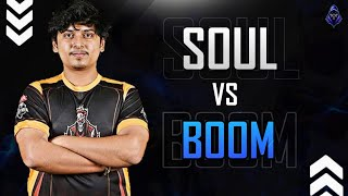 SouL(INDIA) Vs BOOM(INDONESIA) Highlights | PMIC 2020 | Caster - Swagstar Gaming