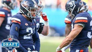 Juan Thornhill NFL Draft Tape | Virginia S
