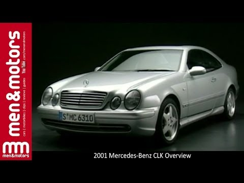 2001 Mercedes-Benz CLK Overview