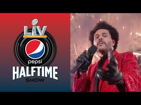The Weeknd's FULL Pepsi Super Bowl LV Halftime Show (4k rescaled)