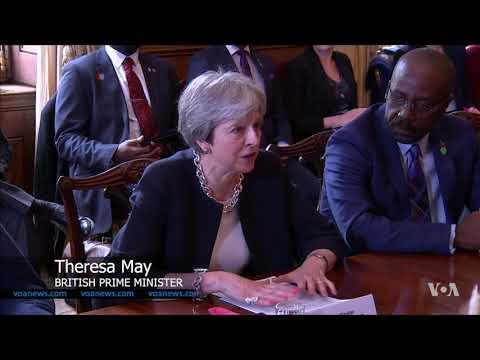 Commonwealth Leaders Ponder Future as Britain Prepares to Exit Europe
