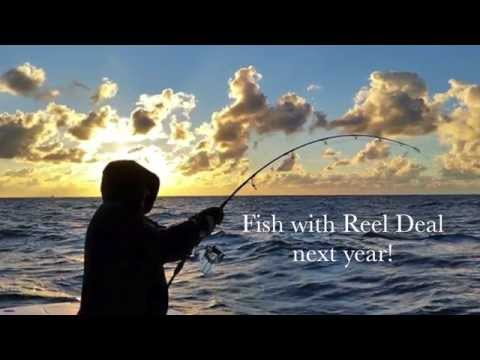 Reel Deal's 2014 Holiday Fishing Song