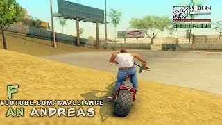 GTA SAN ANDREAS — GRAND MIX