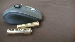 Беспроводная мышь Logitech M515 (unboxing)