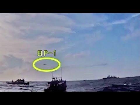韓国が自衛隊哨戒機レーダー照射問題に動画で反論