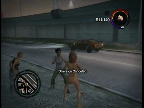 Something also Saints row female nude the