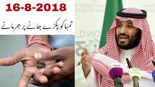 Saudi Arabia Latest News Updates Urdu/Hindi