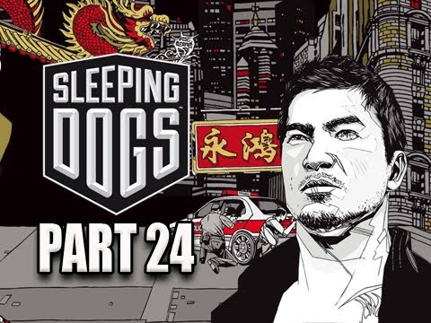 Sleeping Dogs Walkthrough - Part 24 Ace Crash  Let's Play PS3 XBOX PC thumbnail
