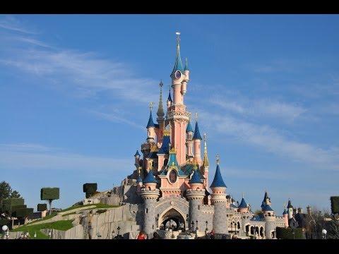 Sleeping Beauty Castle Walkthrough Hd Disneyland Paris Youtube