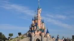 Sleeping Beauty Castle Walkthrough - Disneyland Paris