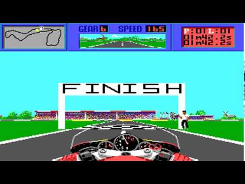 The Cycles: International Grand Prix Racing (Distinctive Software) (MS-DOS) [1989]