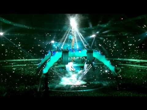 U2 - With or Without You - 15 de Mayo del 2011 - D.F. - Estadio Azteca - HD 720