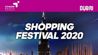 В Дубай на SHOPPING FESTIVAL 2020 бесплатно