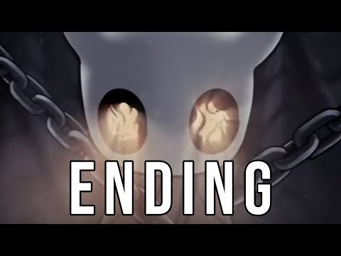 Hollow Knight Let's Play Playthrough | END - THE HOLLOW KNIGHT