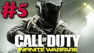 """Call of Duty: Infinite Warfare"" (#YOLO), Mission 5 - ""Operation Port Armor: Shipping Storage"""