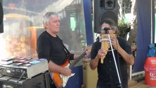 Steve Nelson & Dionisio Roldán - Andy's Beach Bar, Cabopino