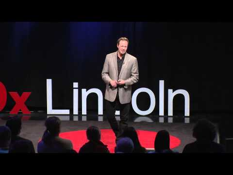 Inspire me: Dr. Brad McLain at TEDxLincoln