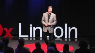 Inspire me: Dr. Brad McLain at TEDxLincoln