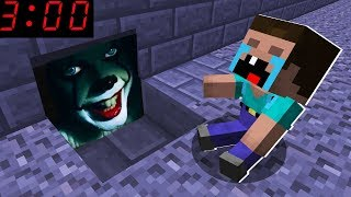 WHY WAS NOOB SCARED? IN MINECRAFT : NOOB vs PRO