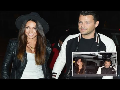 Michelle Keegan And Mark Wright Look Smitten As They Enjoy Dinner Date In LA - News 247