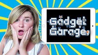 BUILDING A SUPER GADGET! | Gadget Garage | Little Kelly