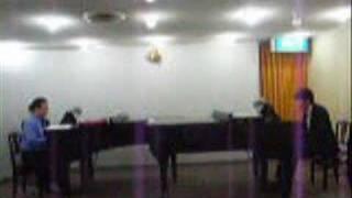 2台ピアノ Страви́нский STRAVINSKY SCHERZO A LA RUSSE