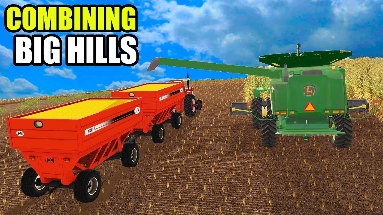 john-deere-9570-can-barely-make-it-up-the-hills-ep-9-farming-simulator-2017