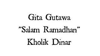 Gita Gutawa - Salam Ramadhan (Official Lyric Video)