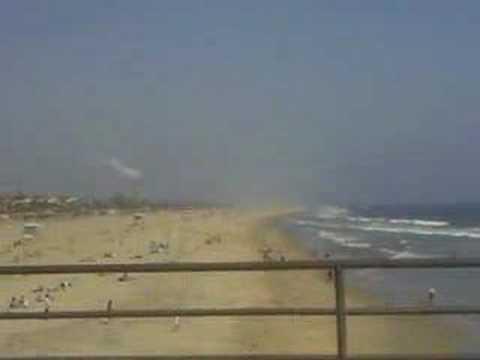Vacation at Huntington Beach