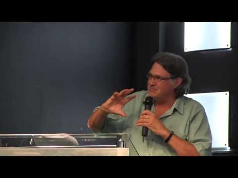 Francois Du Toit -  God's Glory Defined In You - January 2014 Mirror Word School (Session 7)