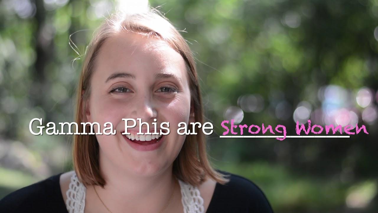 Michigan Gamma Phi Sisterhood Video 2018