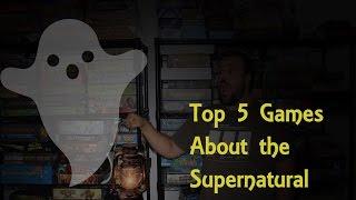 Best Supernatural Board Games