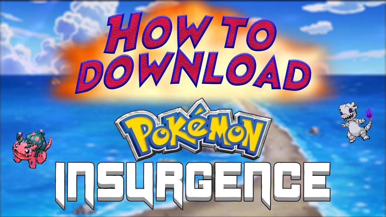 pokemon insurgence gba download