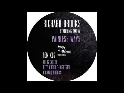 Richard Brooks & Tamika Boyce  Painless Ways Ali & Calero Dub