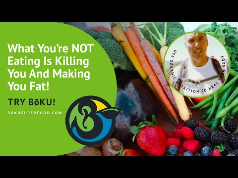 The State of Nutrition In America Is Appalling - BōKU Superfood