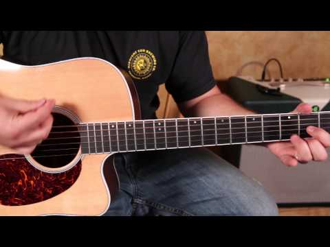 Drop D Tuning a la Neil Young, Allman Brothers, and Zeppelin