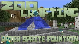 Zc: Side Quest! Water Sprite Fountain!