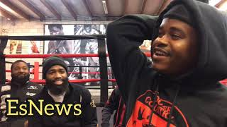 """Broner Tells His Team NOT To Prank The Cook """"He will mess up the food"""""""