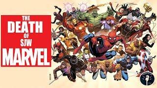 The End of SJW Marvel?
