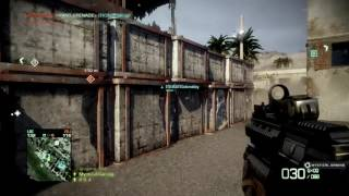 Battlefield: Bad Company 2 Gameplay 50 HD