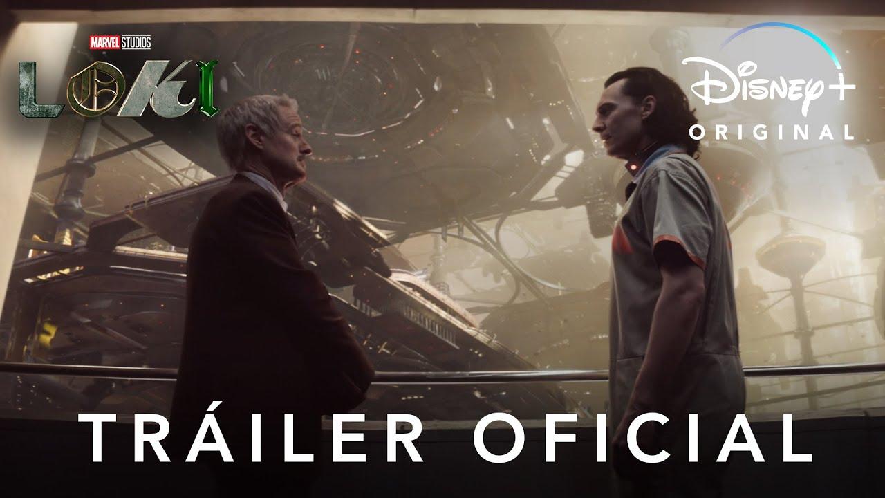 Loki I Marvel Studios   Tráiler Oficial Subtitulado