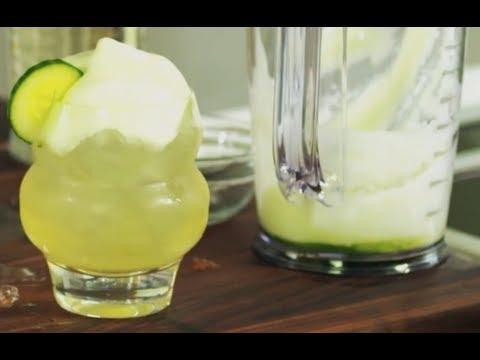 Cucumber Margarita Gluten Free with Alex T
