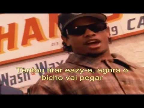 Eazy-E - Real Muthaphukkin G's legendado