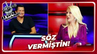 Seda Sayan'ın Vaadi Stüdyoyu Karıştırdı   O Ses Türkiye 6. Bölüm