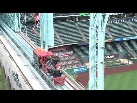 #Houston Minute Maid Park Tour