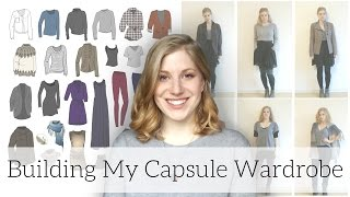 How I Built My Winter Capsule Wardrobe | Project 333