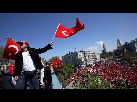 LIVE: Turkey's political parties join together for anti-coup