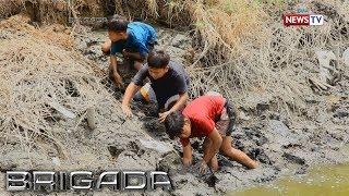 Brigada: Grupo ng kabataan, 'nangangapa' sa mga isdaan