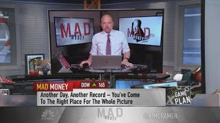 Cramer's game plan for the trading week of April 19
